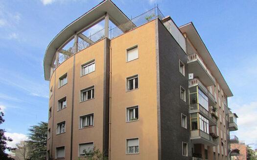 Appartamento via Venanzio Fortunato, Roma