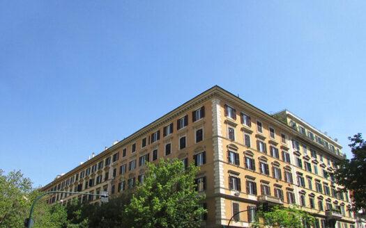 Quadrilocale via Crescenzio, Roma