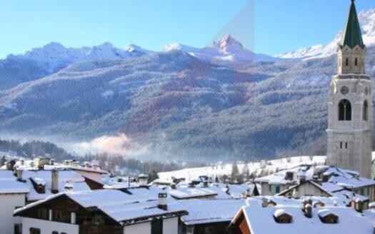 Bilocale largo delle Poste 39, Cortina d'Ampezzo